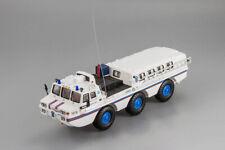 "DiP models  1/43 ZIL 4961 ""Blue Bird"" white EMERCOM of Russia"
