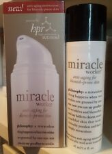 Philosophy Miracle Worker Anti Aging & acne treatment 1.6oz + BONUS