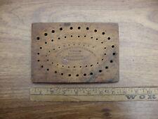 Antique Wooden Drill Index,Morse Twist Drill & Machine Co.,1-60,Nice Condition