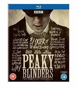 Peaky Blinders Series 1 - 5 BD [DVD][Region 2]