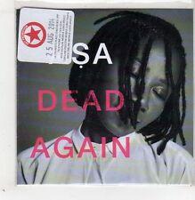 (GB766) Asa, Dead Again - 2014 DJ CD