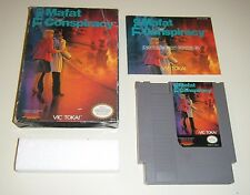 Mafat Conspiracy COMPLETE GAME for your Nintendo NES system