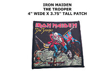 DIY Metalcore Rock Punk Emo Retro Music Band Embroidered Sew Iron On Patch Badge