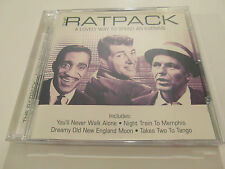 The RatPack - A Lovely Way To Spend An Evening (CD Album) Used very good