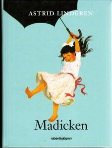 Buch SCHWEDISCH, Astrid Lindgren, Madicken - Madita , svenska, NEU