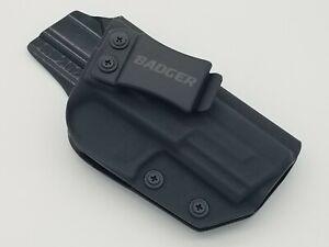 SIG SAUER SP2022 Holster IWB Concealment Right Hand Kydex Black Badger Holsters