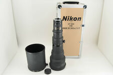 Nikon Ai-s 500mm f/4 P ED Lens w/ Trunk Case from japan #0801
