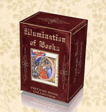 160 Rare Illumination Books on DVD Illuminated Manuscript Ancient Medival Art 19
