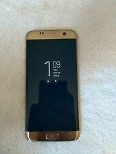 Samsung Galaxy S7 edge SM-G935 - 32GB - Gold Platinum (Unlocked) Smartphone