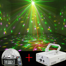 SUNY Laser Projector LED Stage Light Christmas Party Wedding Disco Magic Ball