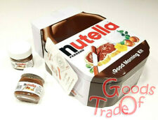 NUTELLA / Hello World / Good Morning Kit / Limitierte Dose + 2x 25g / NEU & OVP