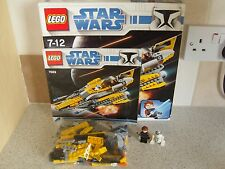 Lego® - Star Wars - Anakin's Jedi Starfighter - 7669 Set - Boxed