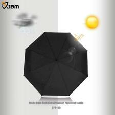 Golf Umbrella Windproof Large Double Canopy Vented Automatic Open - Storm Black