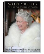 Monarchy Royal Family At Work- DVD Movie- Brand New & Sealed- VG-20000DV