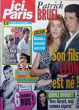 2005: ADJANI_FREDERIC FRANCOIS_MARIE-JOSE NAT_PIERRE PALMADE_LES DIEUX DU STADE