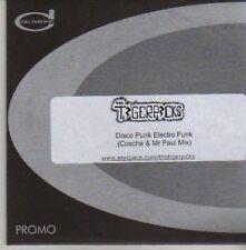 (AZ933) The Tiger Picks, Disco Punk Electro Funk- DJ CD