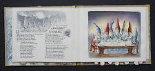 ZIEHBILDERBUCH VON HILDE LANGEN,SCHNEEWITTCHEN,KOMPLETT,TOP,1947