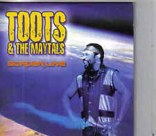 Toots&The Maytals-Borderline Promo cd single