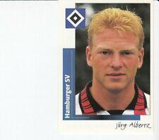 Panini Fussball 1996 Jörg Albertz Hamburger SV Nr 332