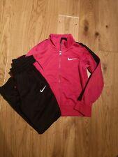 Girls Nike Tracksuit Age 6-7