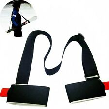 Einstellbar Schultergurt Tragegurt Strap Tape Band Ski Snowboardfahren Pr vvbb_