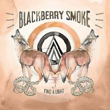 BLACKBERRY SMOKE Find A Light LP Indies White Vinyl  NEW 2018