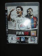 PS3 game Spiel Fifa08 Fußball Playstation Sport Bundesliga top