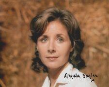 Angela Douglas Signed Photo - Carry on Cowboy, Follow That Camel, Khyber - G813