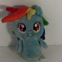 💛 Hallmark Itty Bittys Rainbow Dash My Little Pony Plush EUC E1