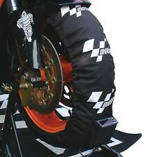 Bike-IT MOTO GP conjuntos de calentador de neumáticos
