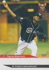 2016 El Paso Chihuahuas Tayron Guerrero RC Rookie Padres