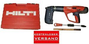 Hilti DX 460 Bolzensetzgerät mit MX 72 Magazin und Koffer guter Zustand