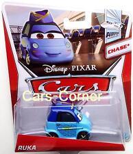 Disney pixar Cars 2 ruka les Airport waitress du tokyo Airport-Mattel NEUF emballage d'origine