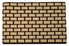 Zerbini marrone cocco Dimensioni 40x60cm per la casa