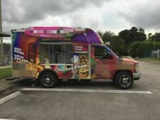 2015 Solar Powered Ice Cream/Shaved Ice/Food Truck for Sale in Texas!