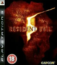 Resident Evil 5 (PS3) - Game  XUVG The Cheap Fast Free Post