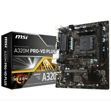Placa base MSI 911-7b38-002 micro ATX AMD AM4 Spare