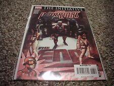 NEW WARRIORS THE INITIATIVE #6 (Jan 2008) Marvel Comics VF/NM