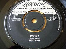 "JACK JONES - LOVE BUG    7"" VINYL"