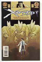 Xombi 2 DC Milestone 1994 VF John Rozum J.J. Burch
