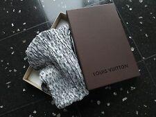 """Damenschal Louis Vuitton grau  Neu  """" Original"""""""