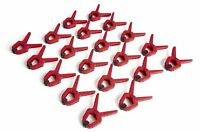 1-Inch Spring Clamp, 20-pack BORA 540520. Give yourself an extra hand with these