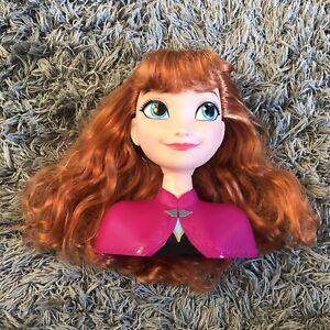 Frozen Anna Hair Dressing Toy