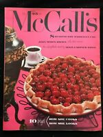 MCCALLS Magazine - July 1953 - How She Cooks / How She Looks