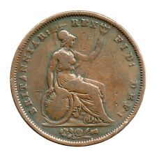 More details for km# 707 - one penny - william iv - great britain 1831 (fair)
