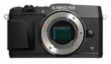 Olympus PEN E-P5 Gehäuse / Body  B-Ware unter 500 Auslösungen schwarz EP5