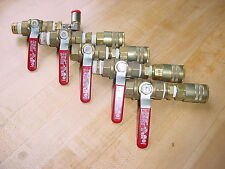 Lot of Ball valves R850 B&K 18rb09 un-used