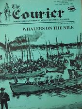 the COURIER Magazine - VOL.V number 2 - Whalers on the Nile- Wargaaming Magazine