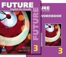 New! Future English for Results 3 Package w/ Practice Plus CD-ROM & Workbook