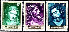 SELLOS NAVIDAD AITUTAKI 1981 274/76 3v.